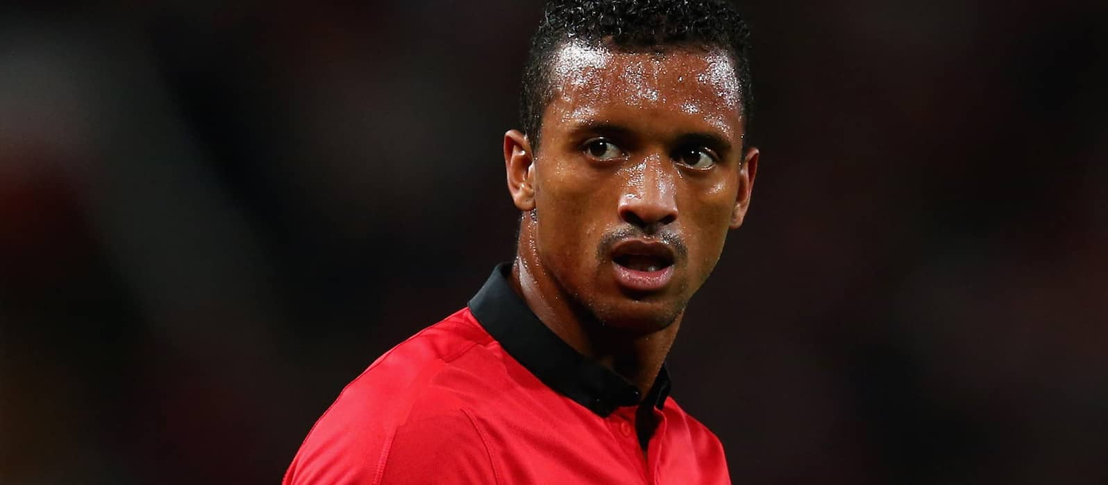 Nani blasts Louis van Gaal for treating Manchester United players like 'kids'
