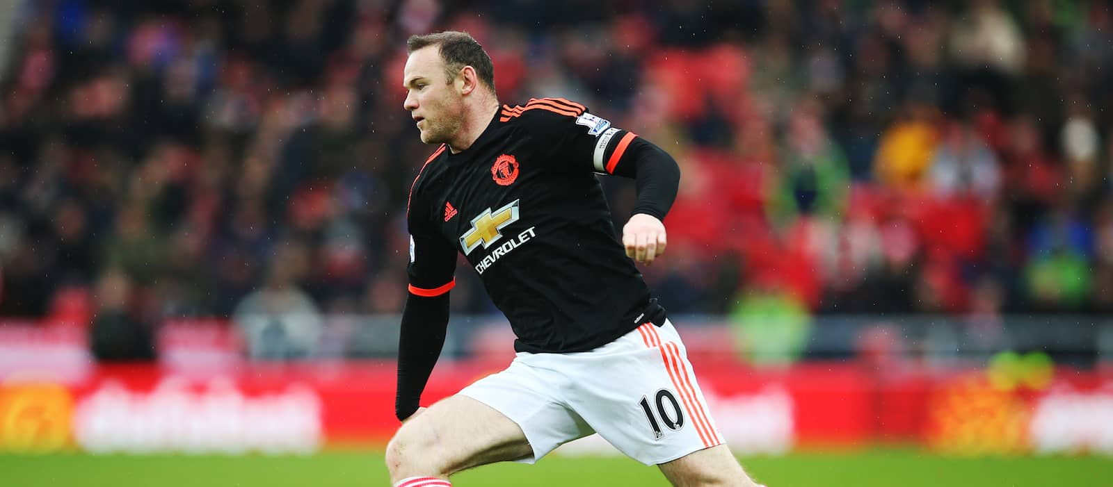 Picture Gallery: Wayne Rooney makes return from injury for Man United U21s