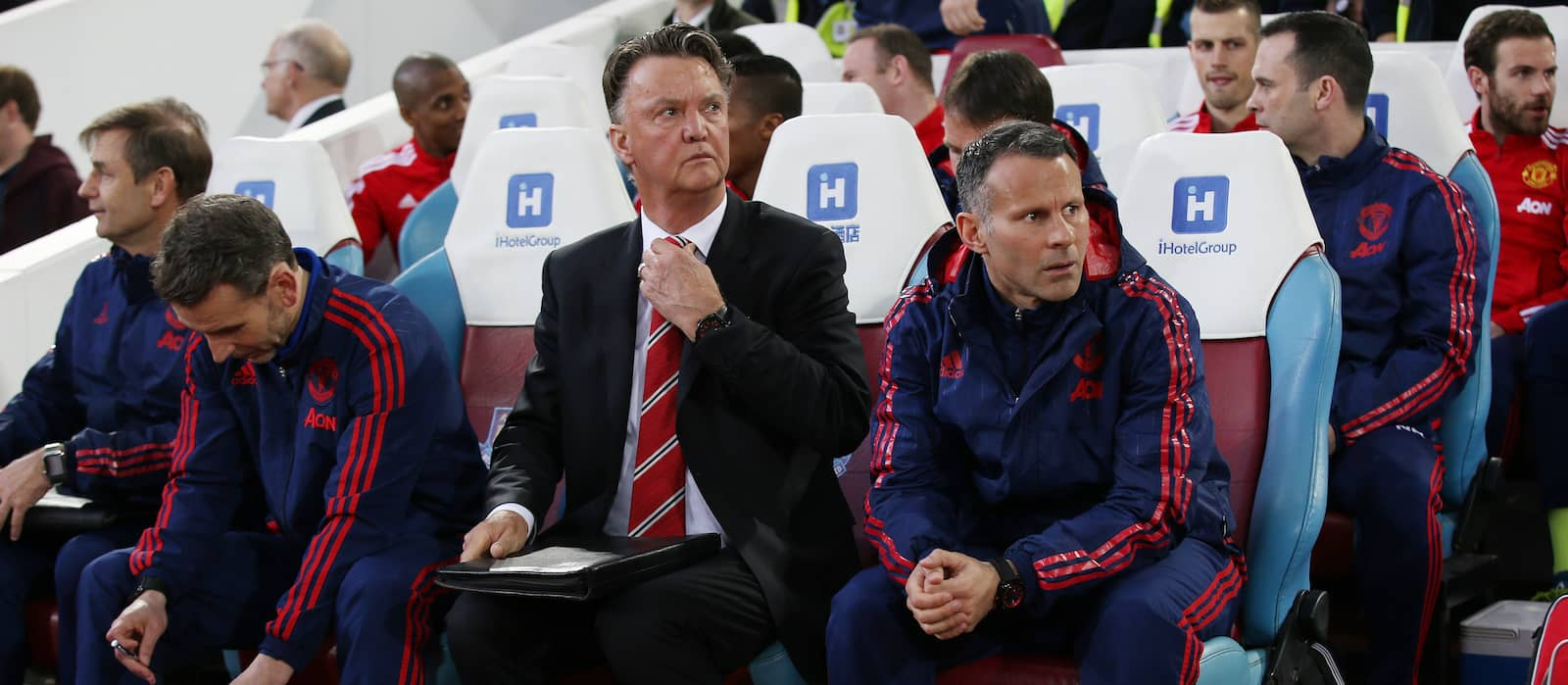 LIVE: Man United news, transfers and gossip – Van Gaal denies empty seats and praises United players