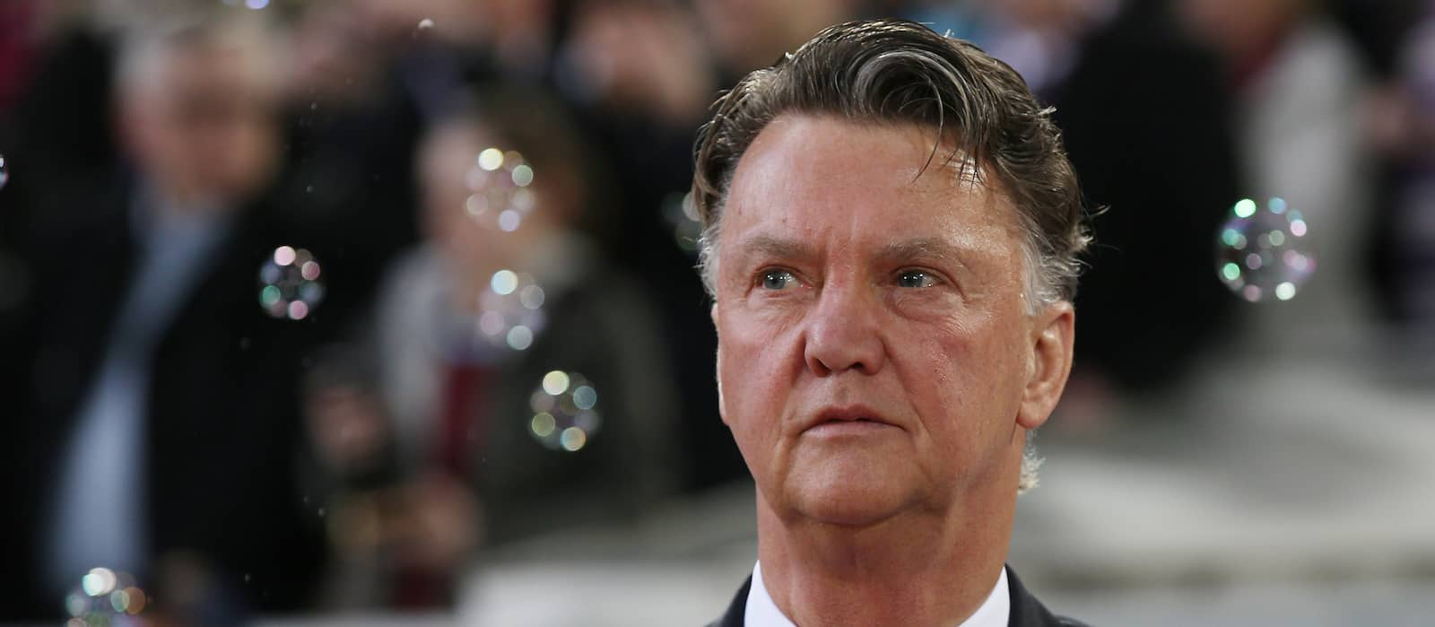 Louis van Gaal praises his Manchester United players after FA Cup win over West Ham United