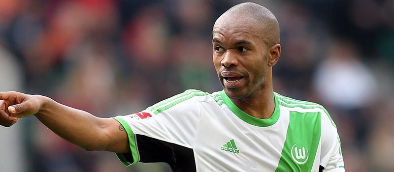 Wolfsburg defender Naldo 'honoured' by Manchester United interest