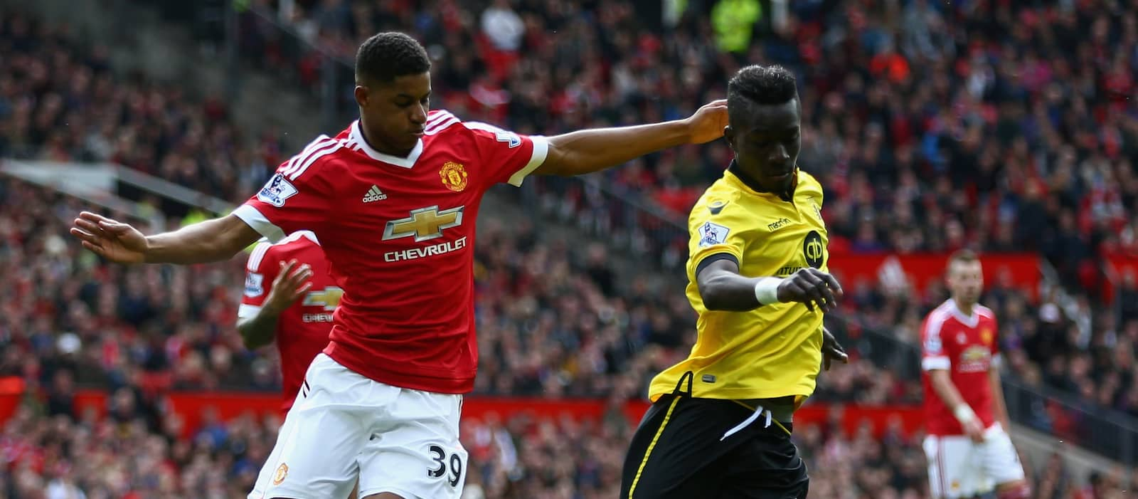 David de Gea: Marcus Rashford can make Manchester United history
