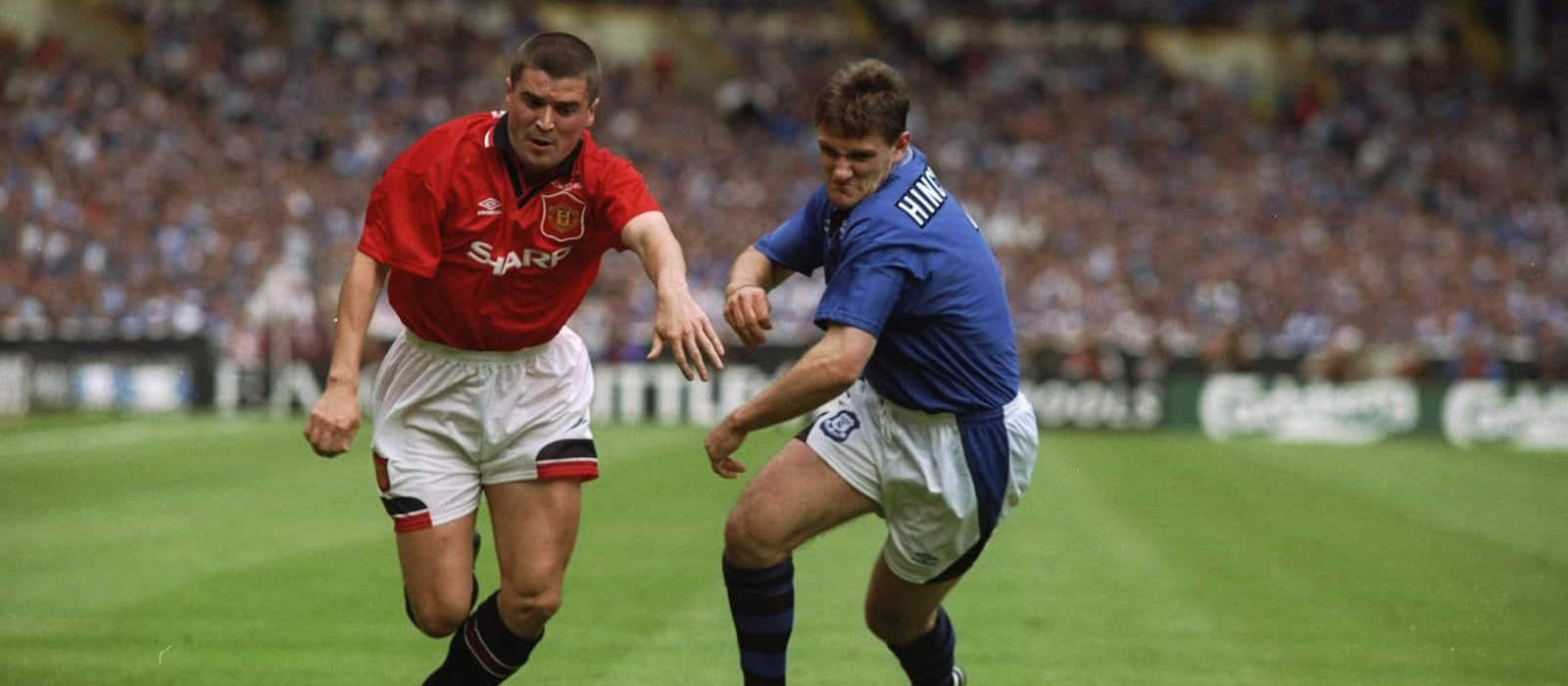 FA Cup Final Series 1994/5: Manchester United 0-1 Everton