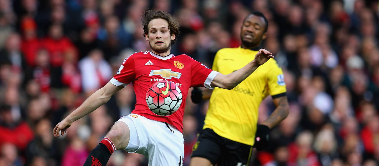 Daley Blind classy up against a poor Aston Villa side in 1-0 win
