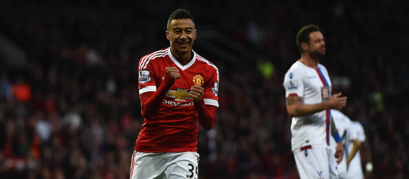 Jesse Lingard opens up about his breakthrough into Man United's first-team
