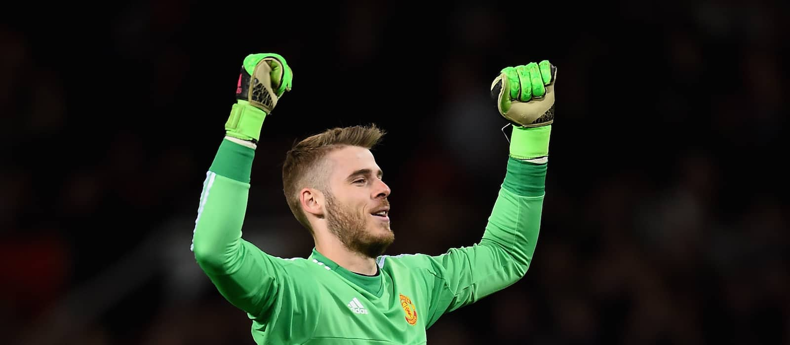 Official: David de Gea starts for Spain vs Czech Republic in Euro 2016