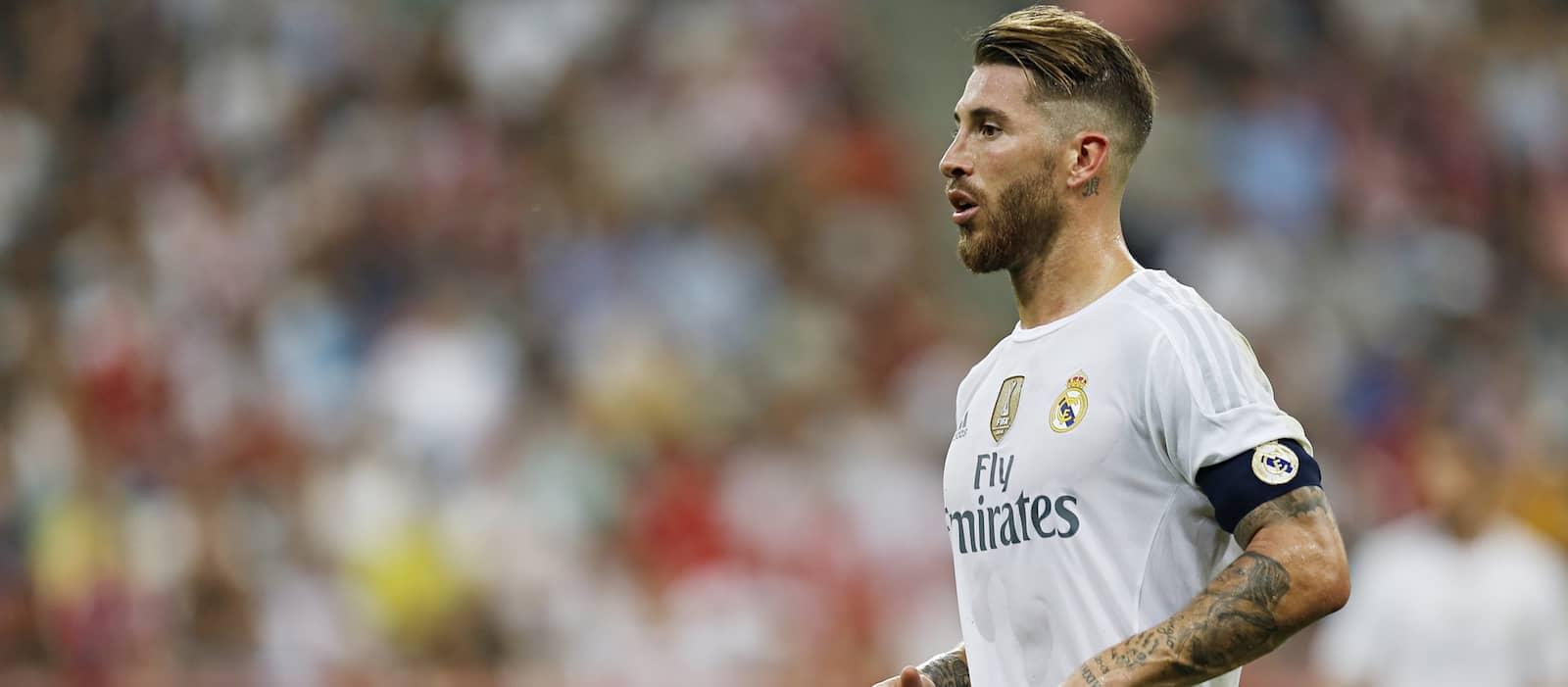 Fabrizio Romano discusses Sergio Ramos to Manchester United rumours