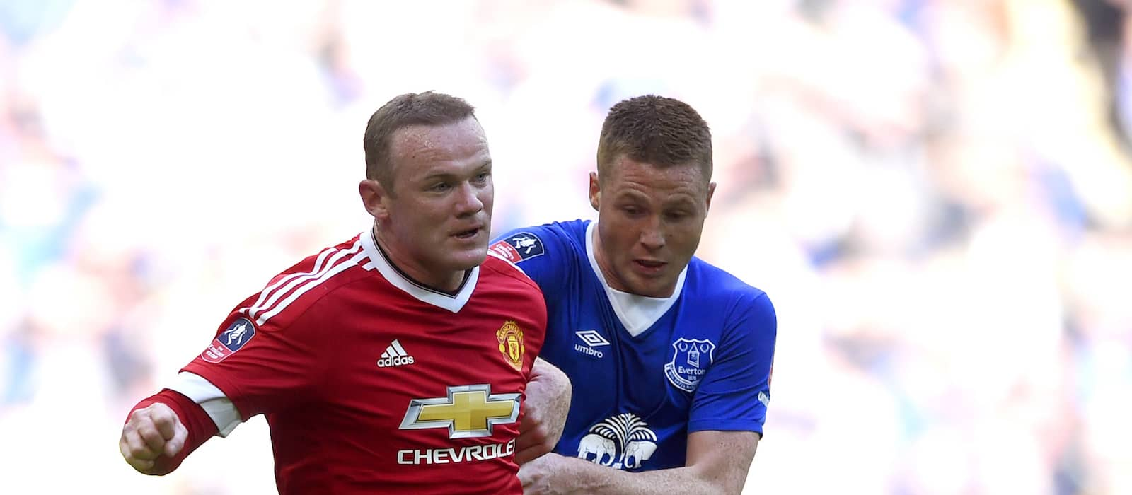Louis van Gaal: Wayne Rooney can contribute more as a midfielder