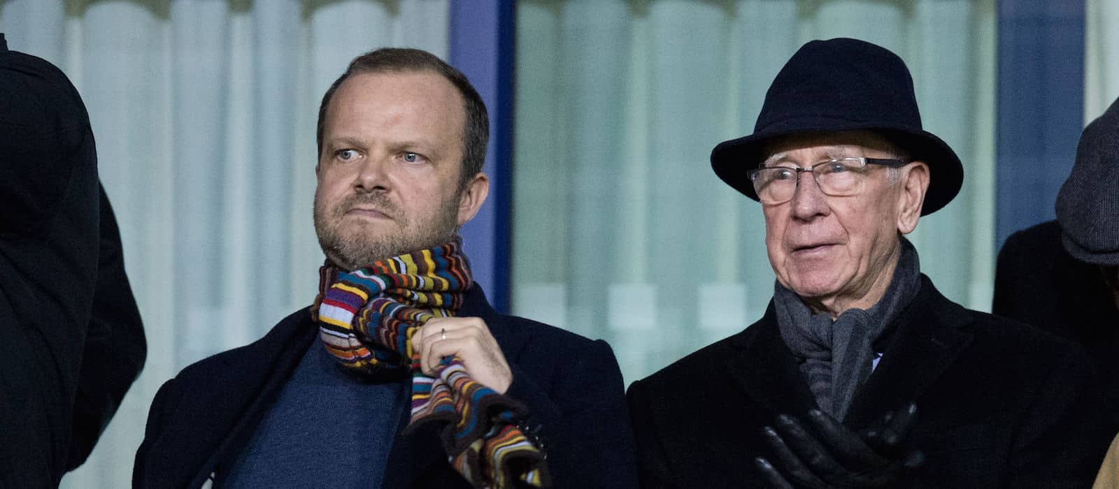 Ed Woodward explains why he took a picture during loss to Olympiakos
