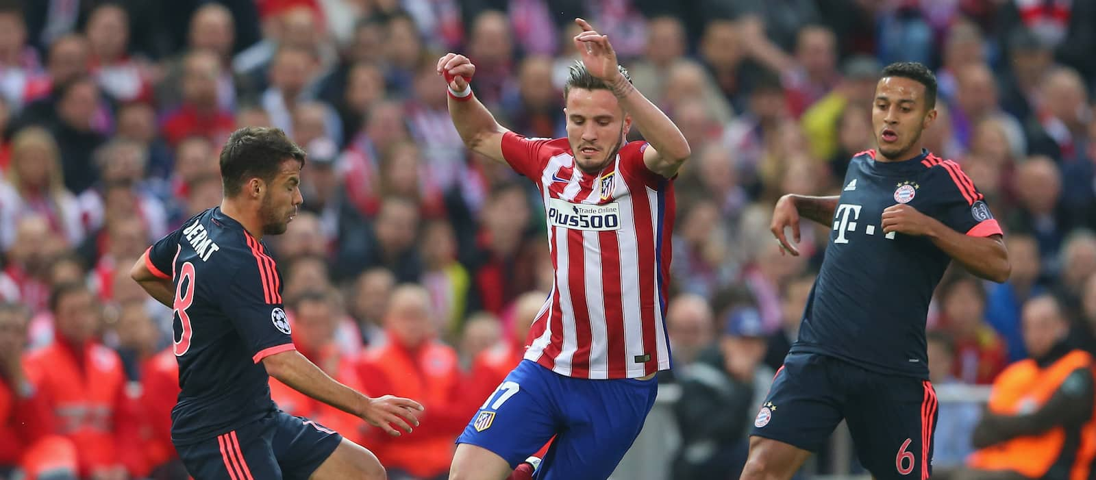 Manchester United ready to pounce on Atletico Madrid's Saul Niguez