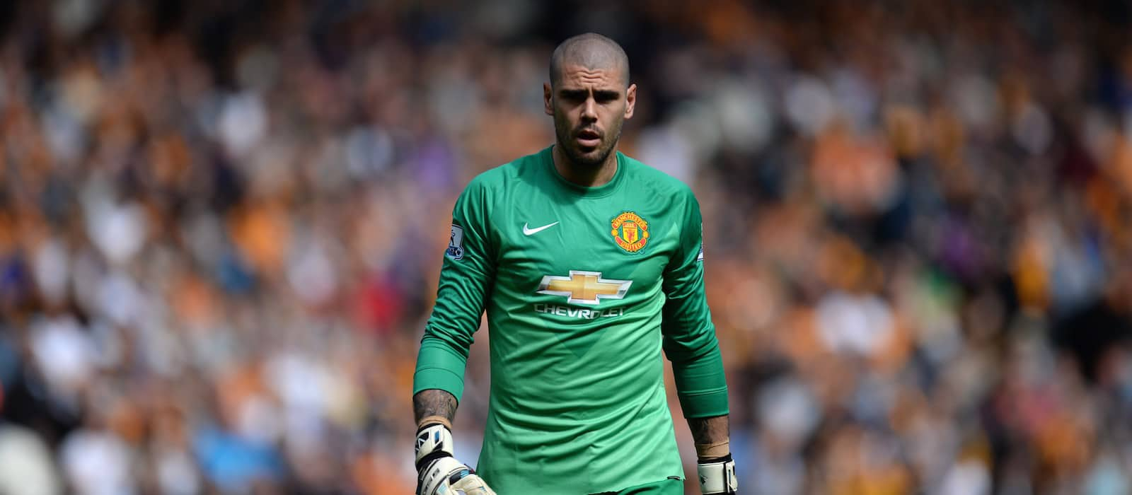 Victor Valdes has Standard Liege loan terminated