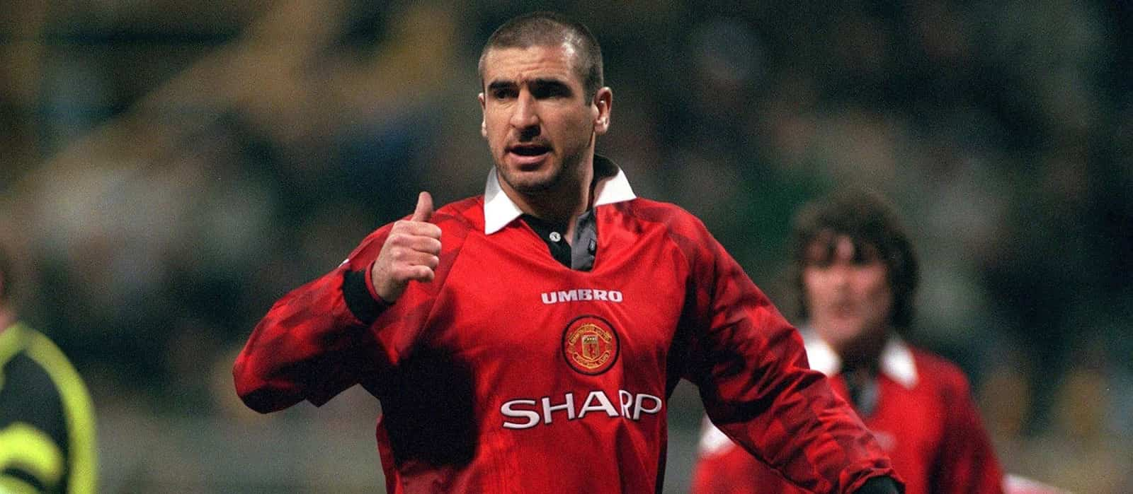 Eric Cantona to make Old Trafford return for Soccer Aid