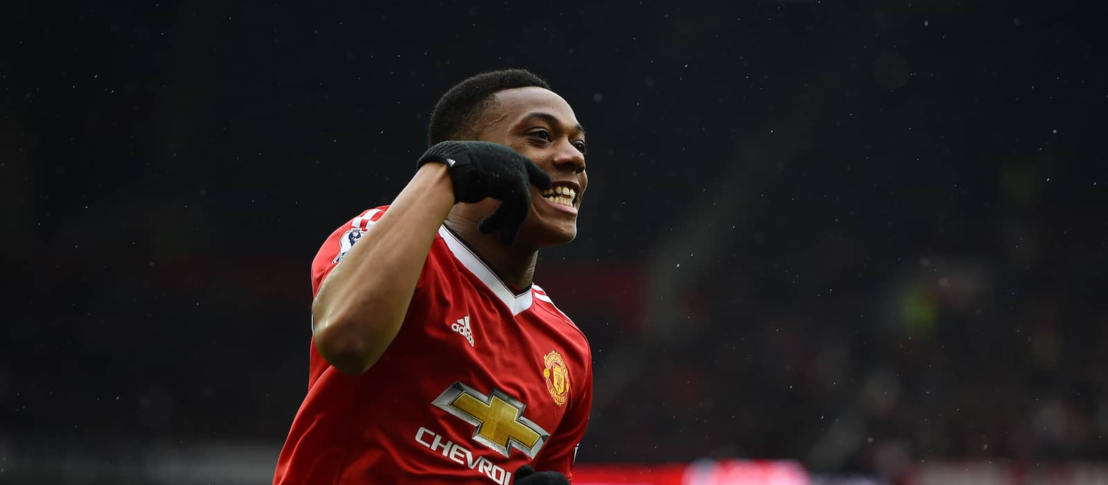 Anthony Martial wins Goal of the Season for Liverpool strike