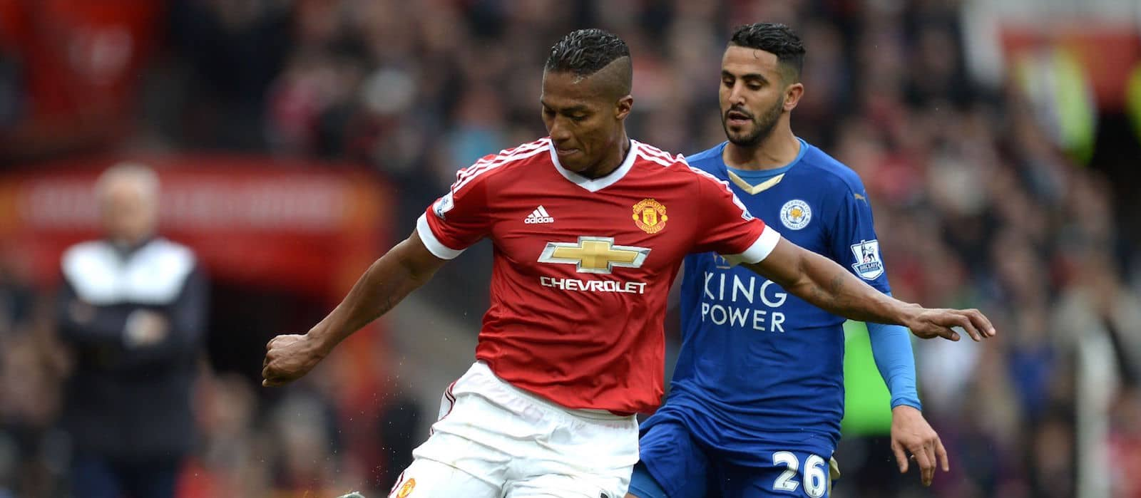 Antonio Valencia ready for Man United's end of season awards