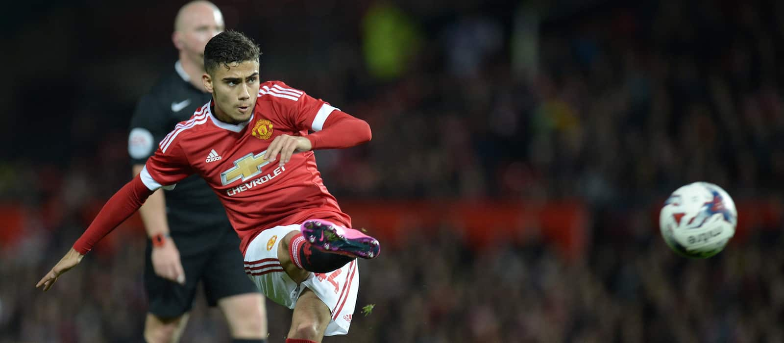 Andreas Pereira: Louis van Gaal failed to keep his word last season
