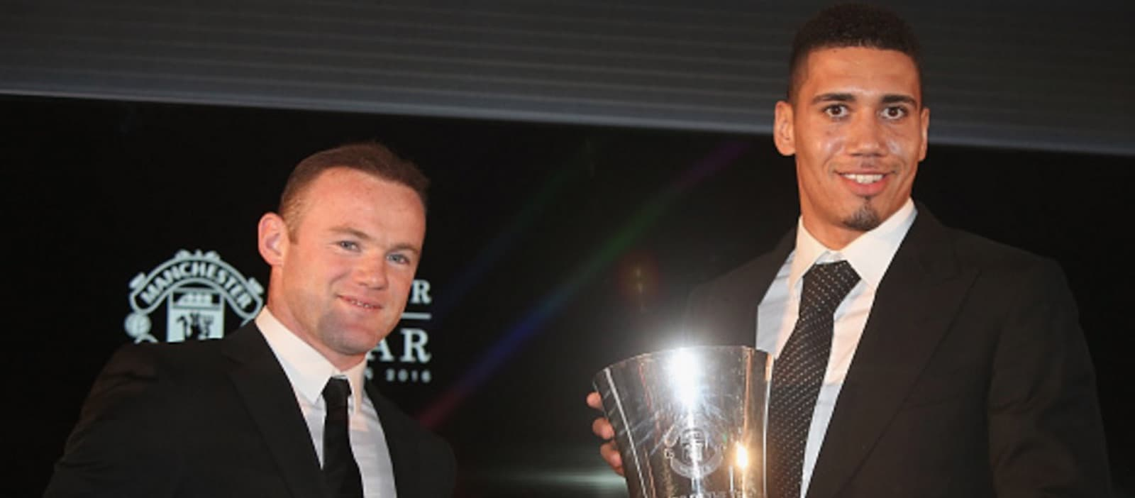 Picture Gallery: Manchester United 2015/16 Player of the Season winners