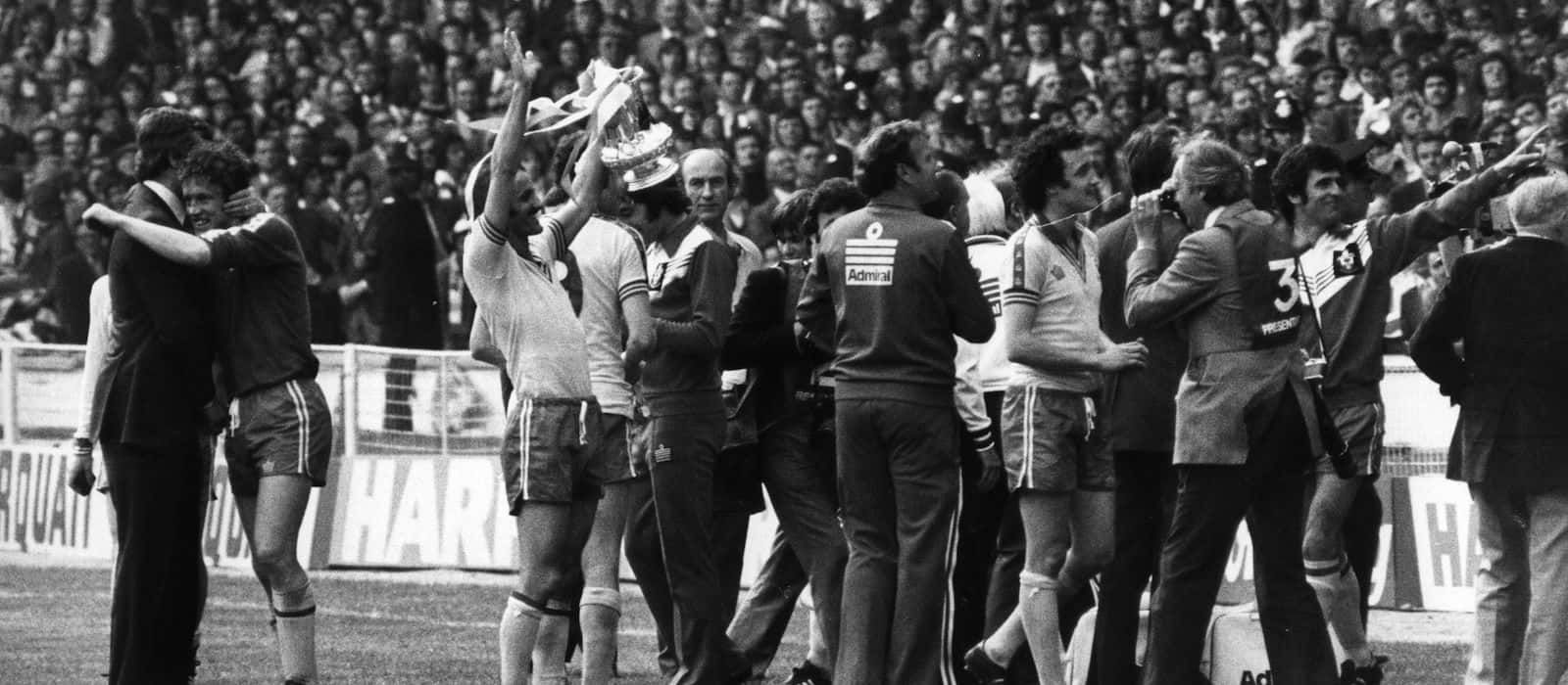 FA Cup Final Series 1975/6: Southampton 1-0 Manchester United