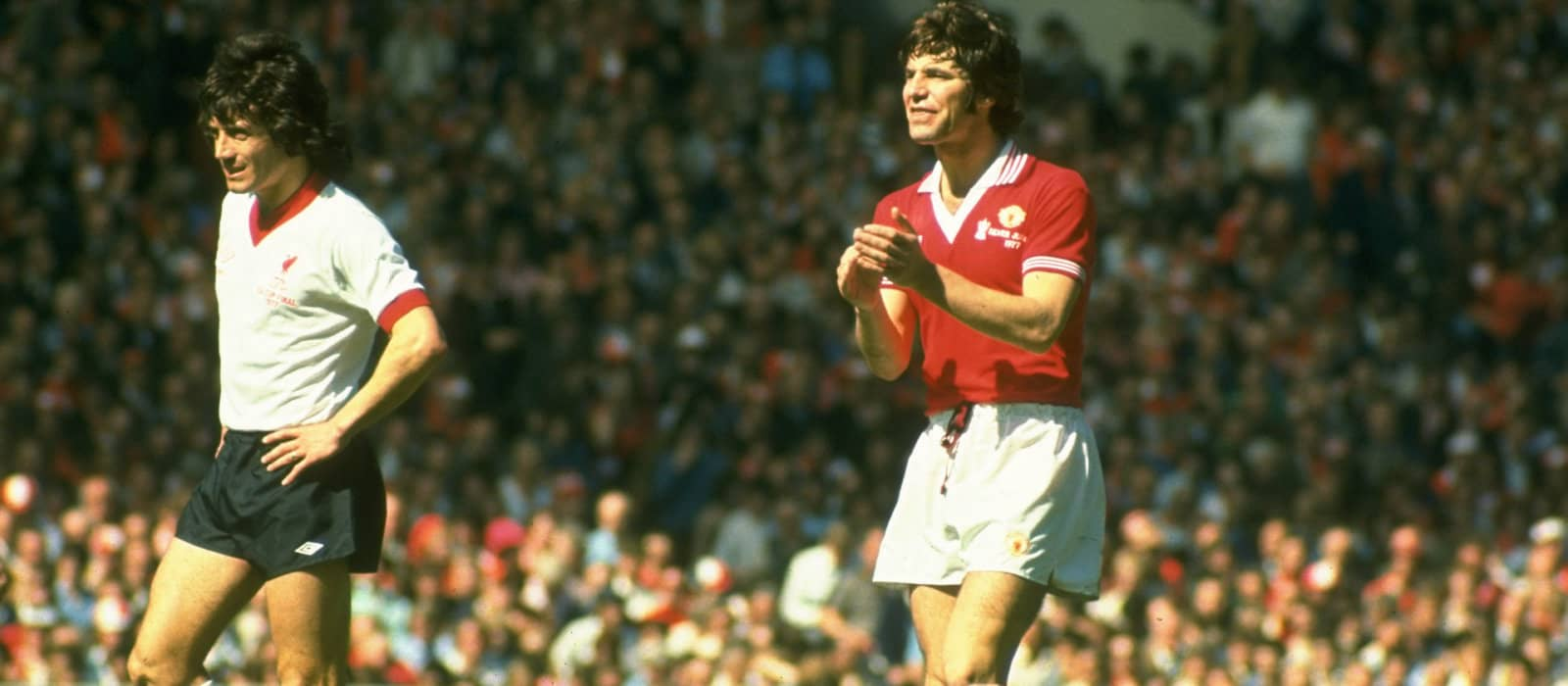 FA Cup Final Series 1976/7: Manchester United 2-1 Liverpool