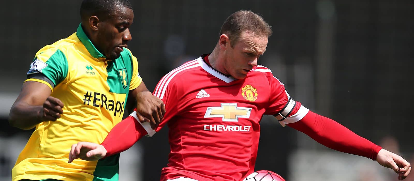 Is Wayne Rooney's future in central midfield for Man United and England?