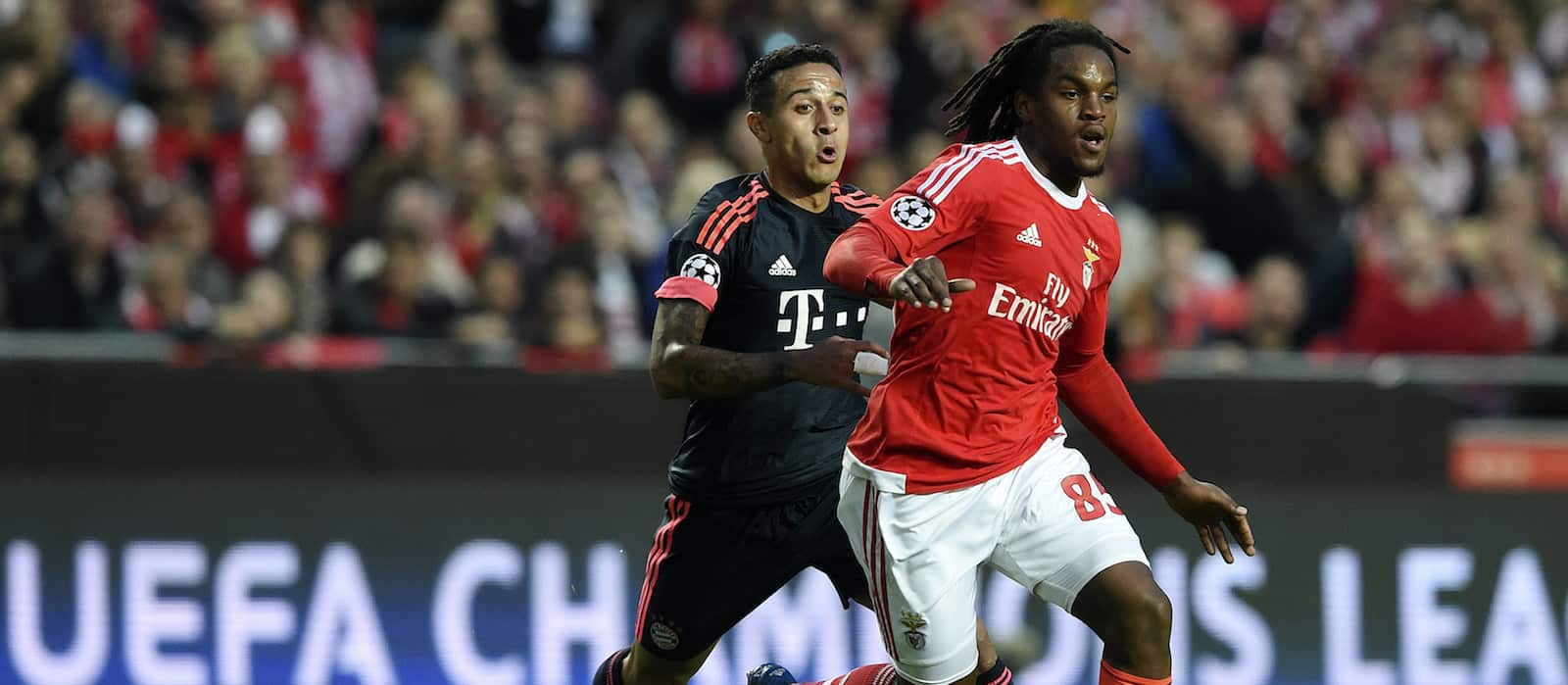 Bayern Munich confirm Renato Sanches could leave on loan