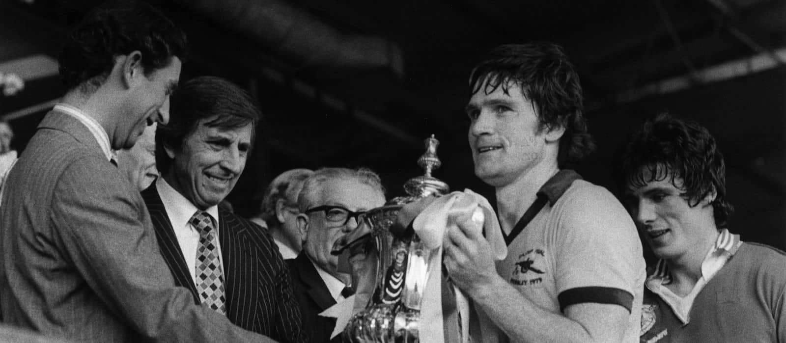 FA Cup Final Series 1978/9: Arsenal 3-2 Man United – Five minutes of madness