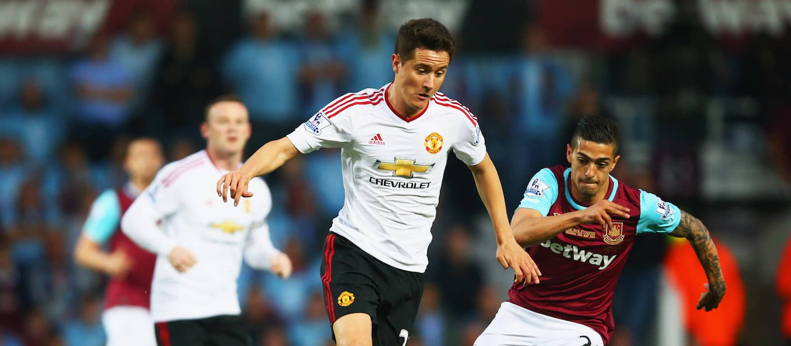 West Ham United 3-2 Manchester United: Anthony Martial scores twice but it's not enough for United