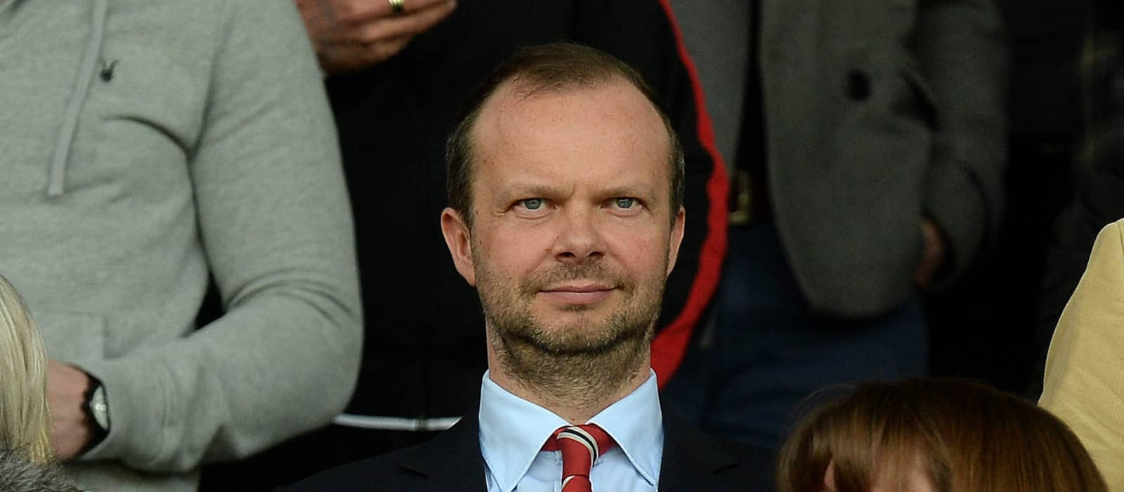 Ed Woodward not questioned over Louis van Gaal's future at Man United