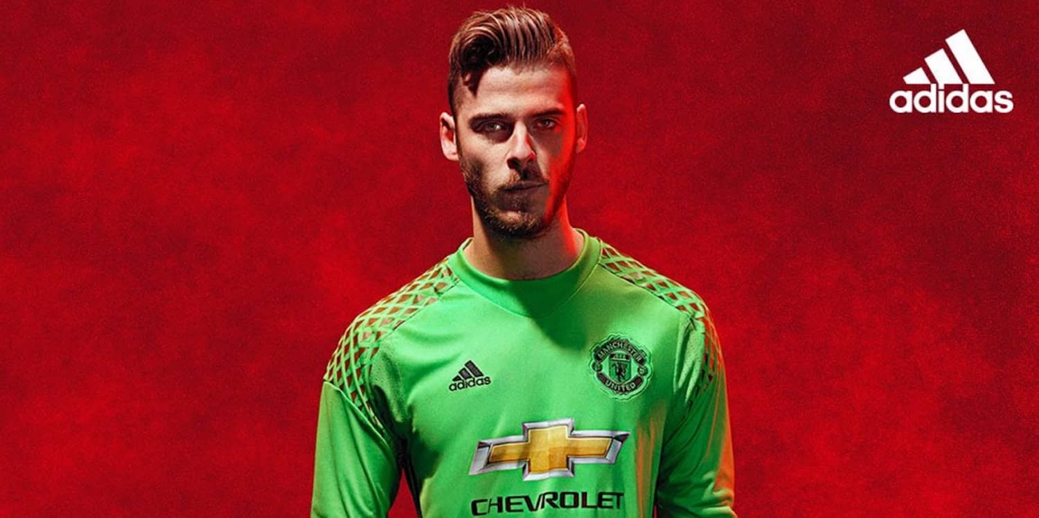 Pictures: Man Utd's new home kit leaked online