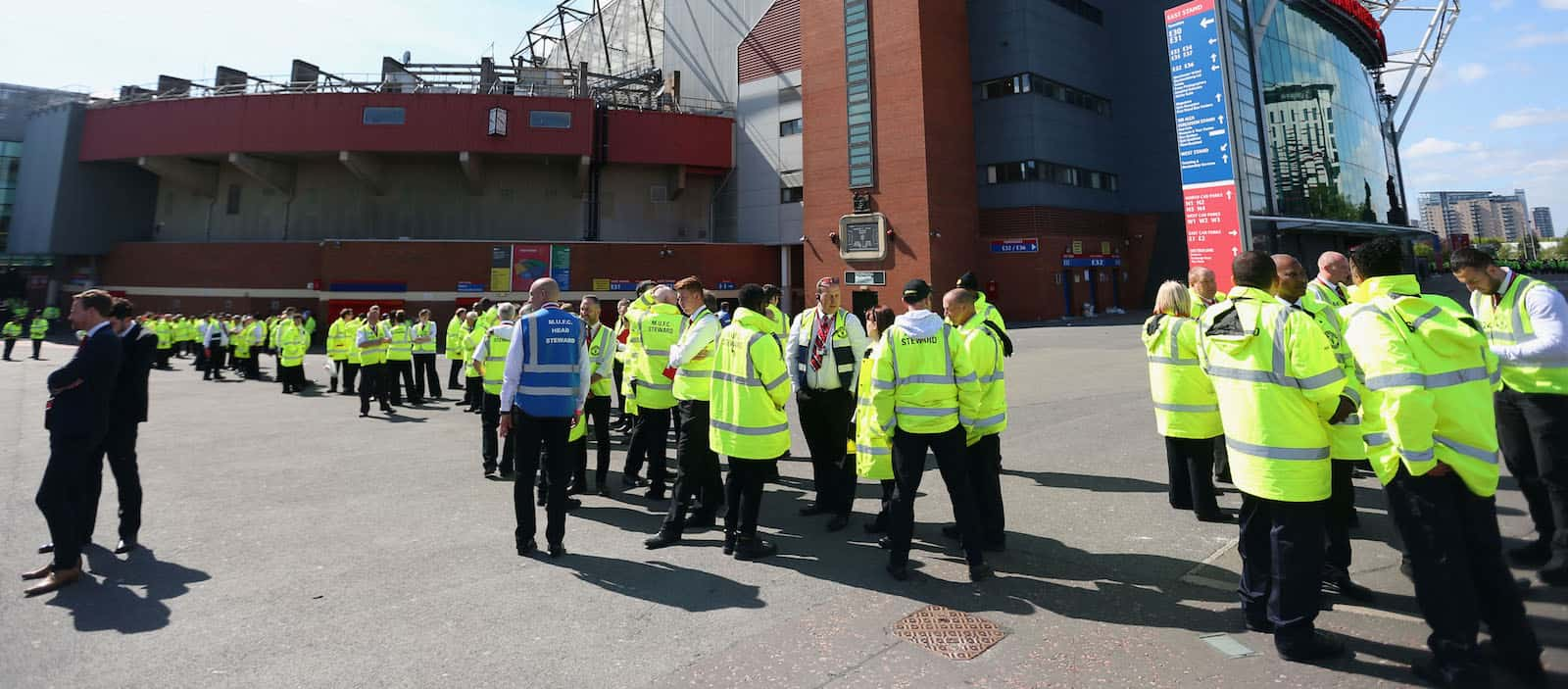 Man United vs Bournemouth: Police confirm package at Old Trafford was an elaborate hoax