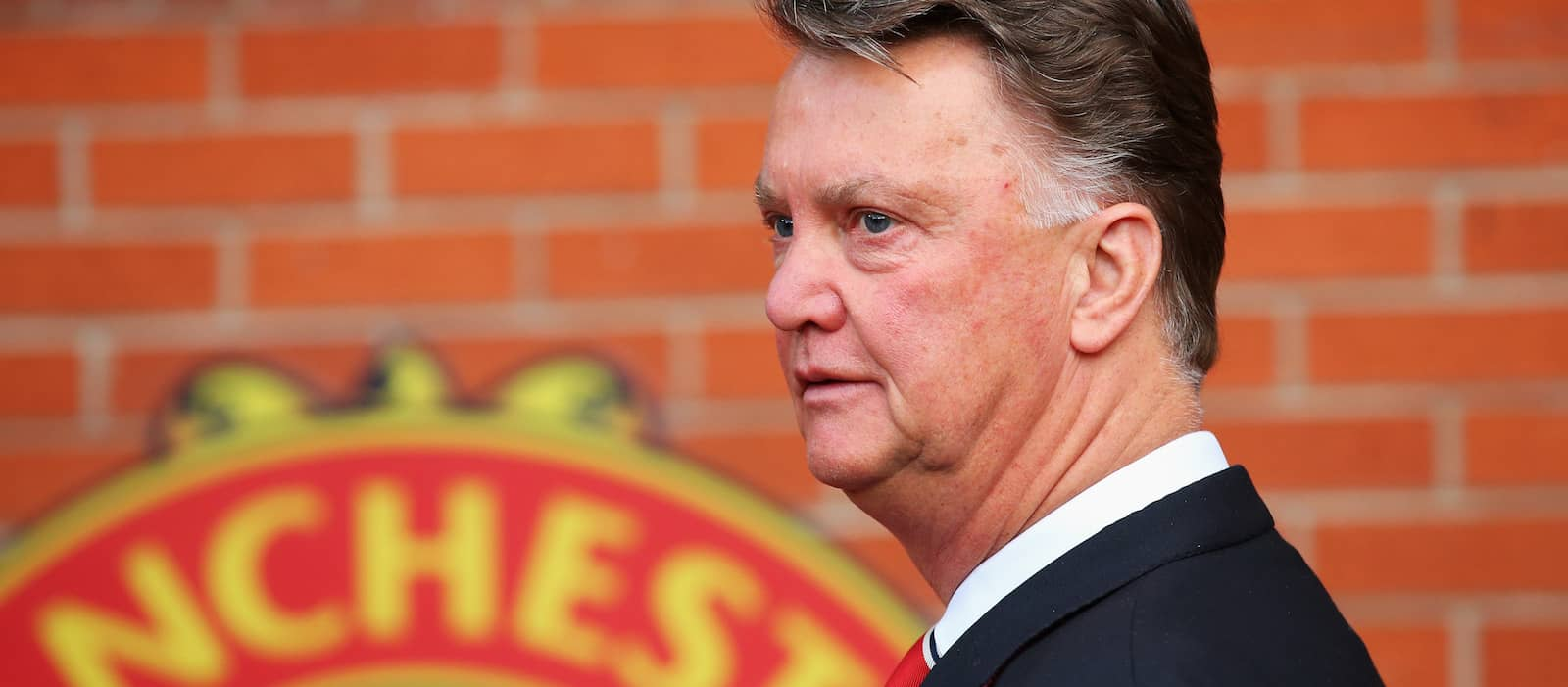 Louis van Gaal: I had a noose around my neck at Manchester United
