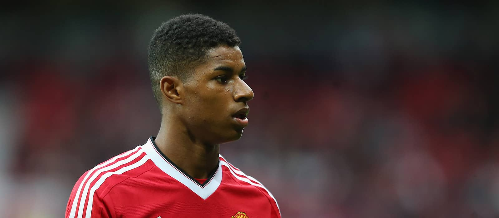 Video: Marcus Rashford shows off impressive football skills in the gym