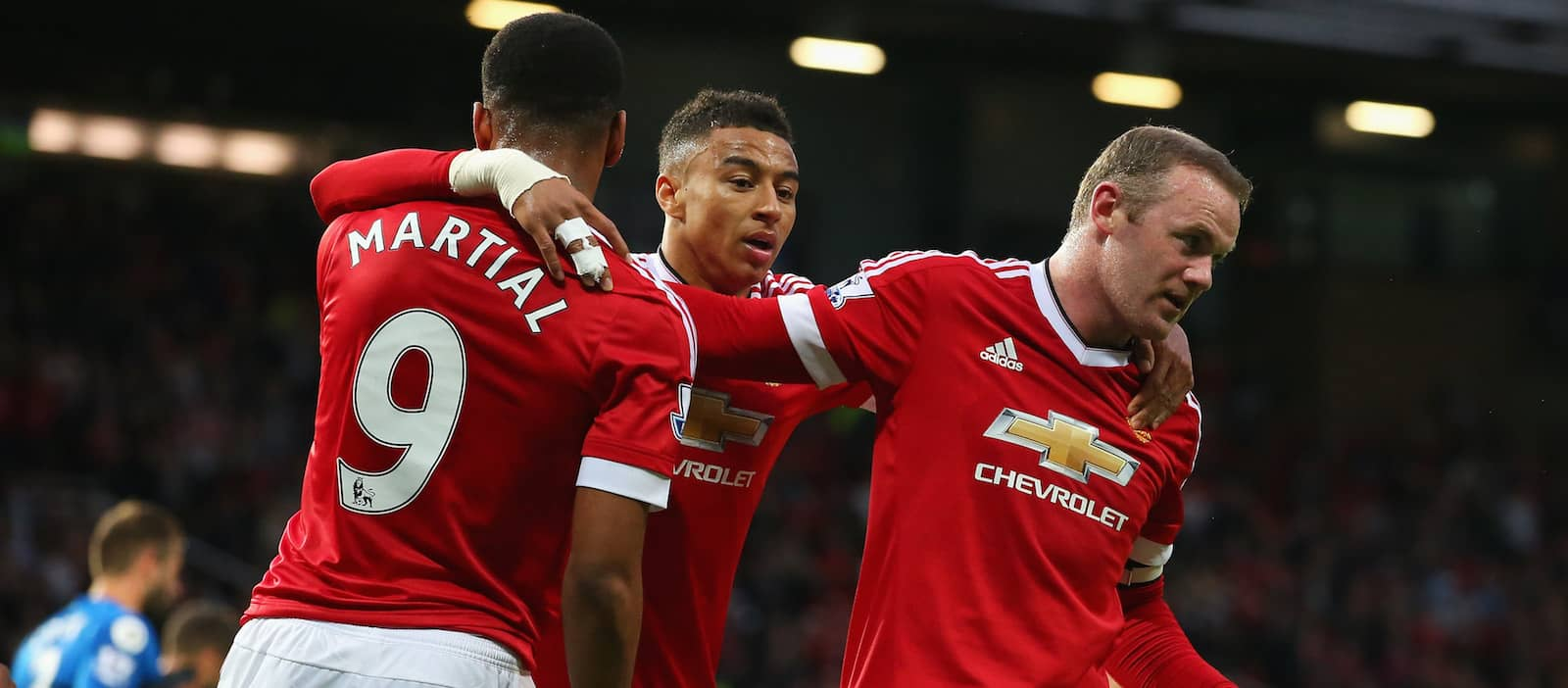 Manchester United 3-1 Bournemouth: Wayne Rooney orchestrates comfortable win