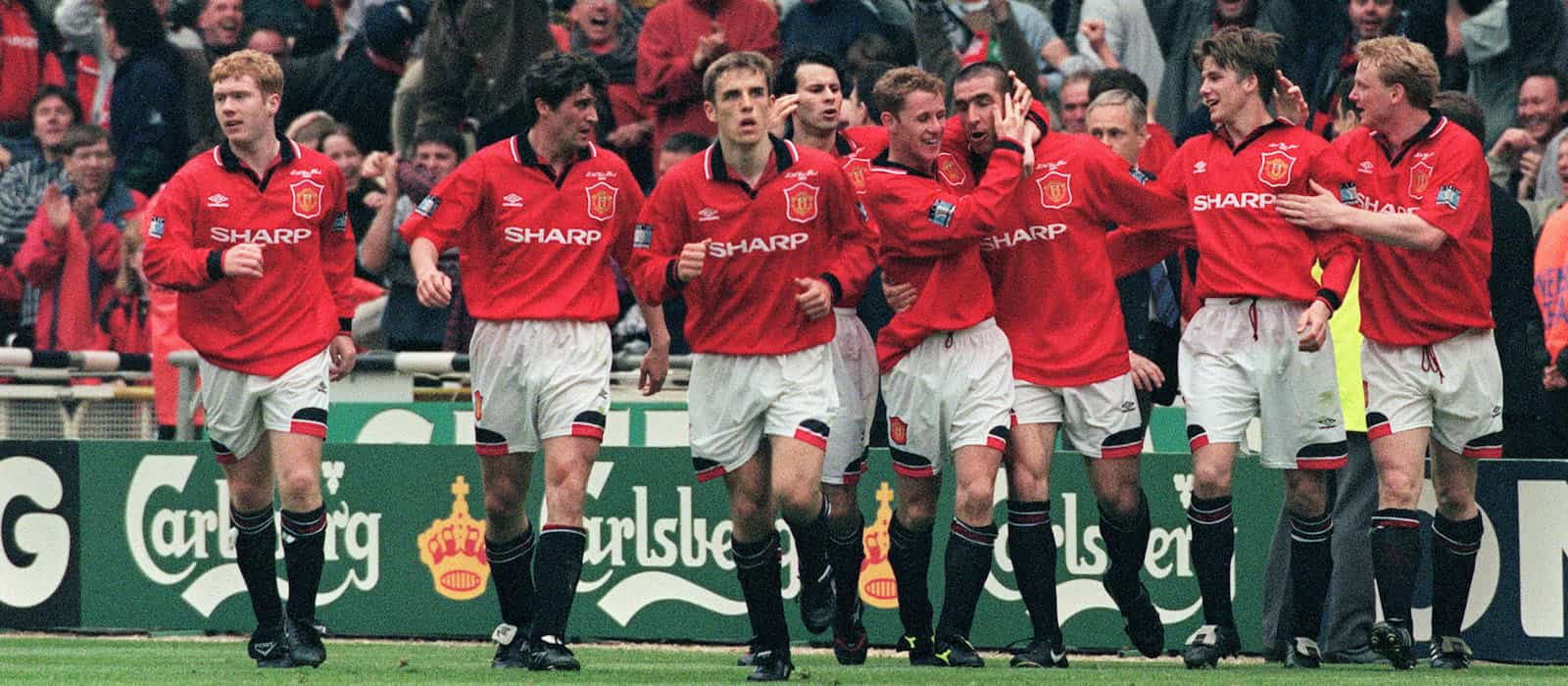 FA Cup Final Series 1995/96: Manchester United 1-0 Liverpool