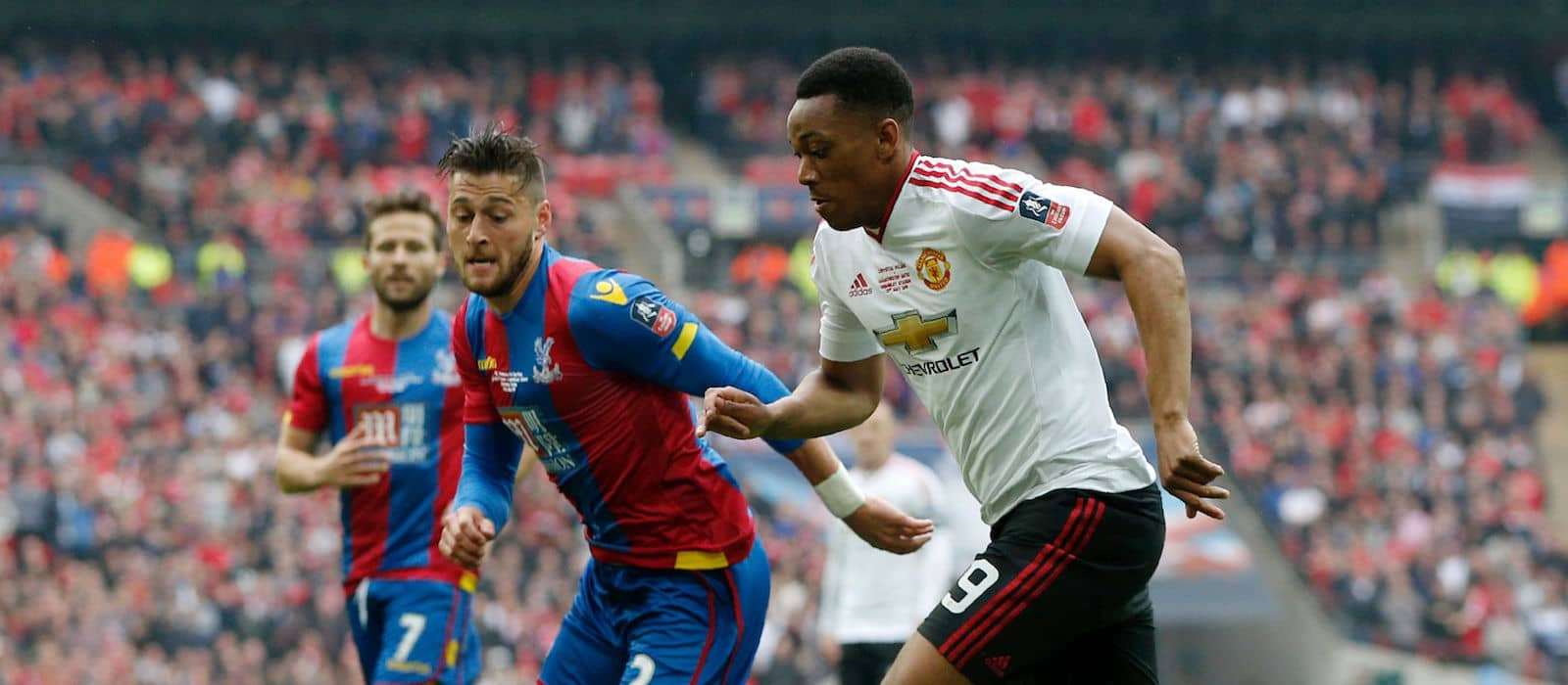 Dwight Yorke: Man United forward Anthony Martial will only get better and better