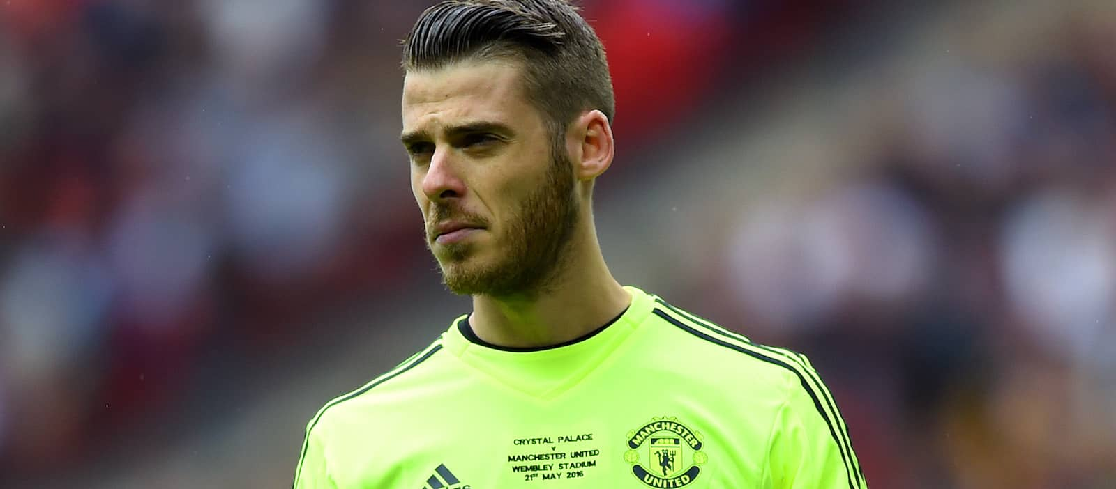 From Spain: David de Gea has ruled out moving to Real Madrid