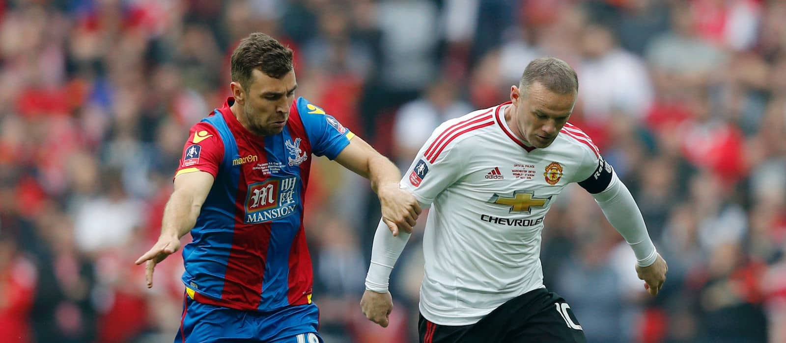Wayne Rooney enjoying new midfield role for England