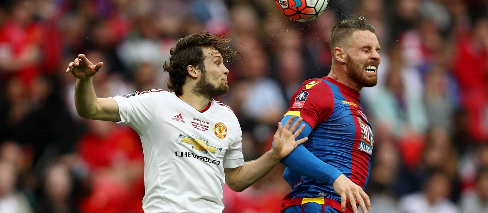 Manchester United's Daley Blind confirms end-of-season injury