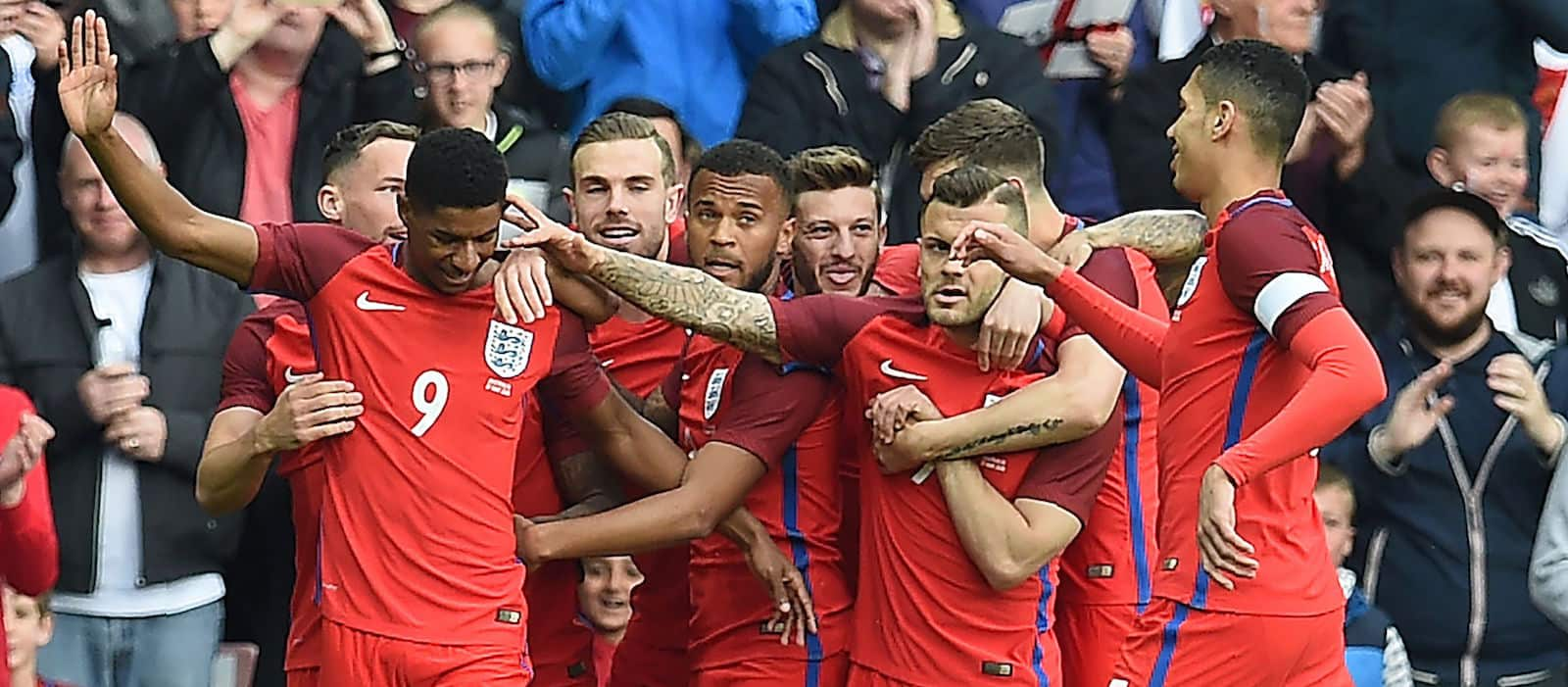 Internationals: Rashford's dream continues with stunning goal on England debut