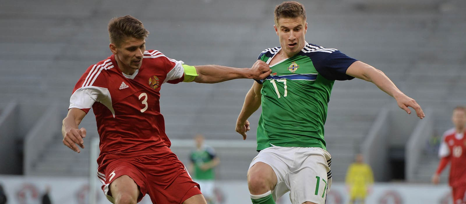 Paddy McNair: Louis van Gaal played me in the wrong position at Man United