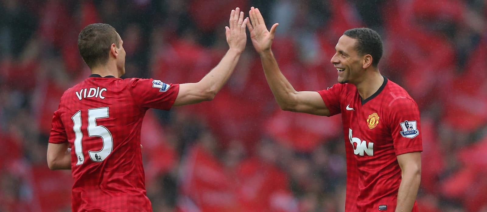 Nemanja Vidic: Playing for Manchester United is a privilege