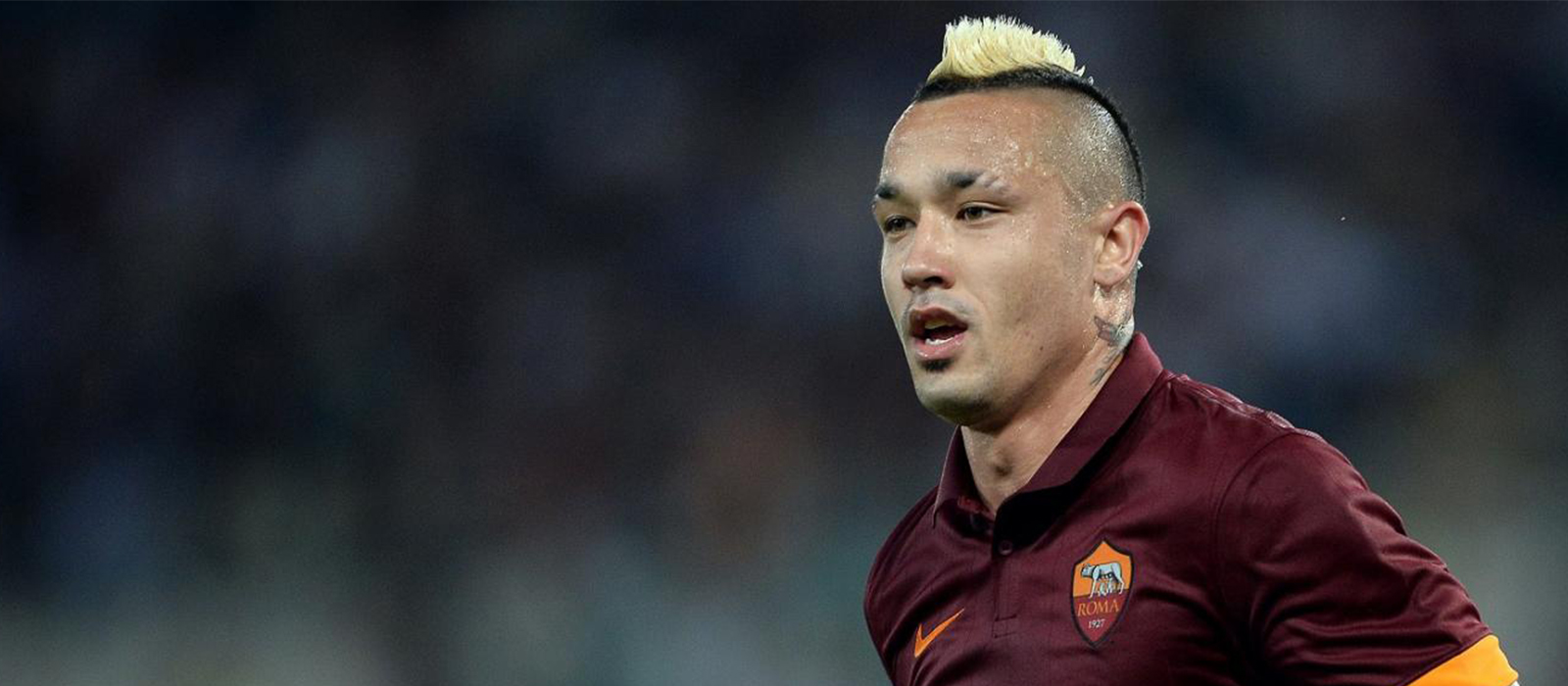 Radja Nainggolan would prefer Manchester United move if he left Roma – report