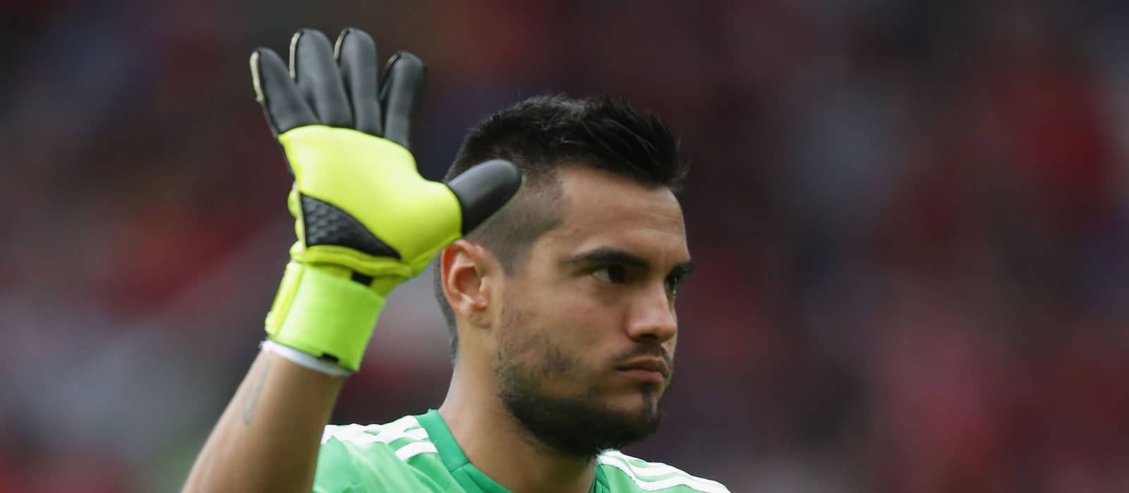 Sergio Romero looks ahead to facing former club Sampdoria in pre-season