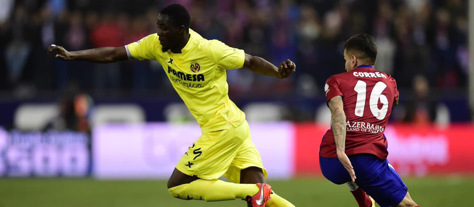Manchester United agree fee for Villareal's Eric Bailly