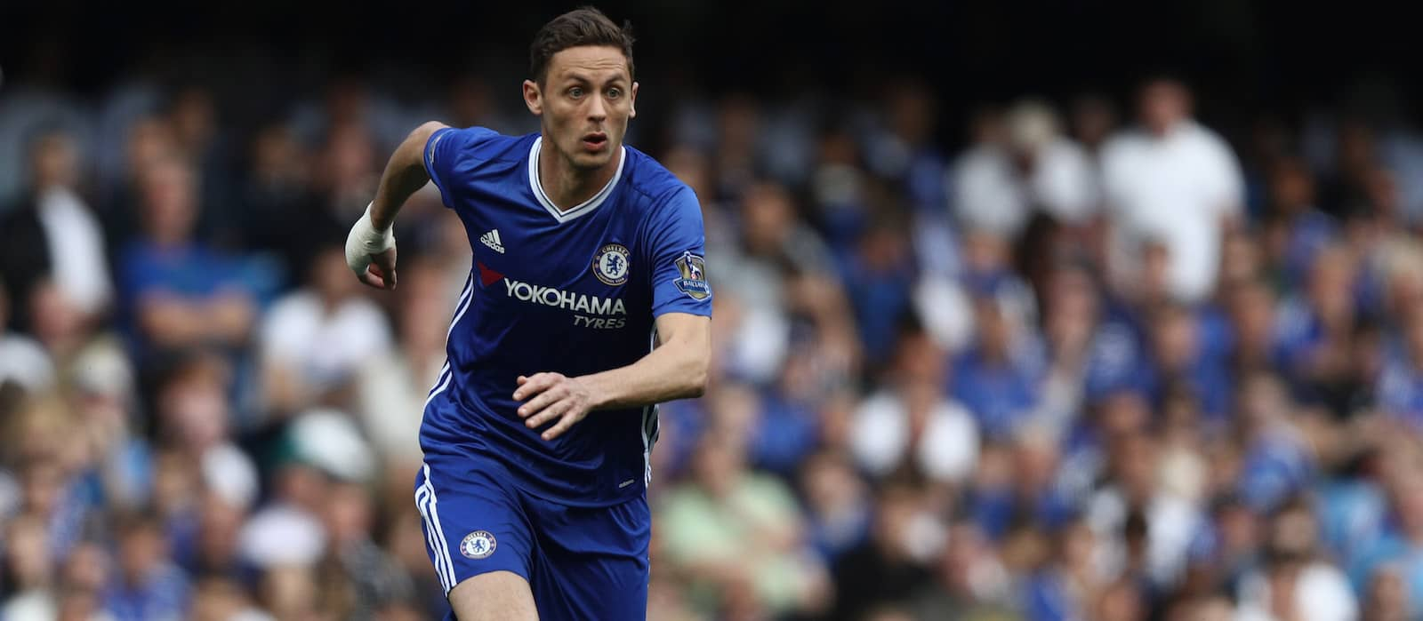 Gary Neville urges Jose Mourinho to sign Nemanja Matic this summer
