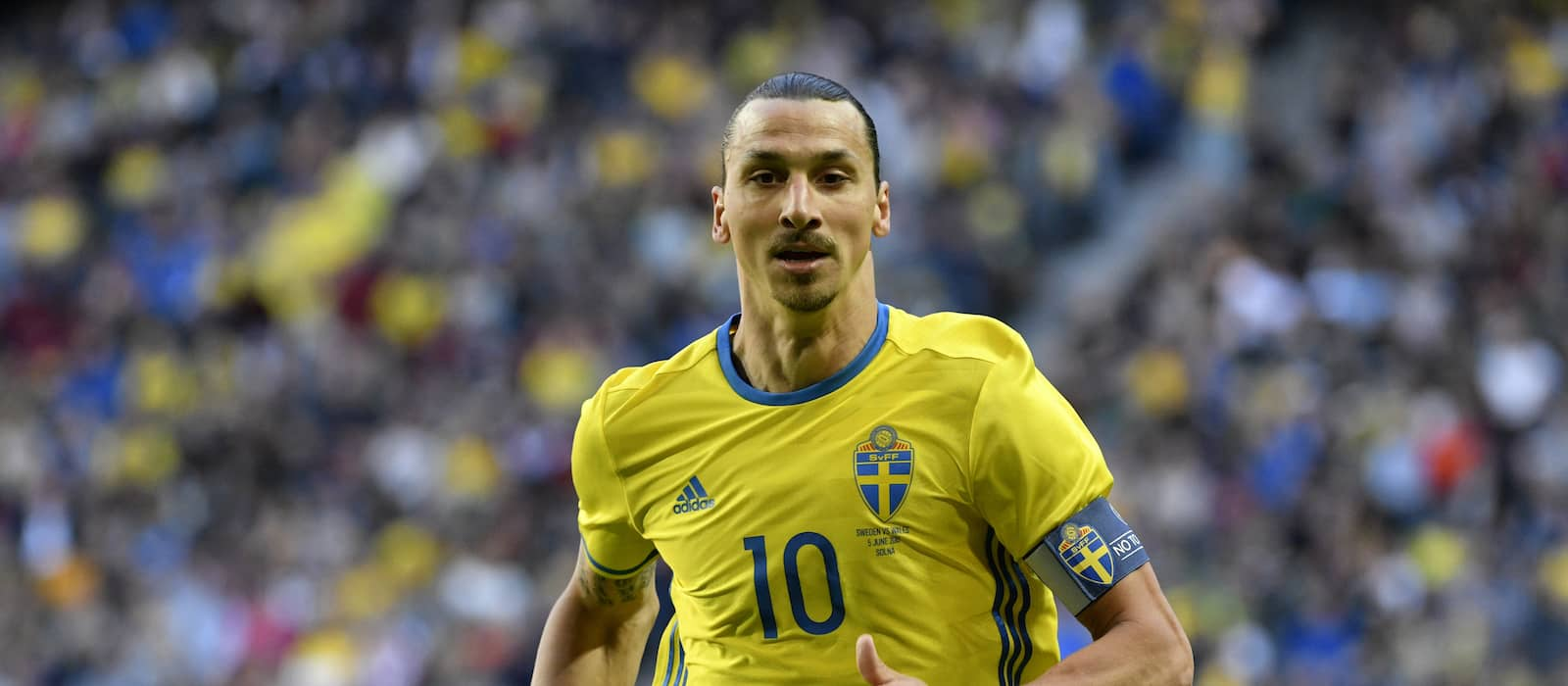 Ibrahimovic is an inspiration who will thrive at Man United says Guidetti