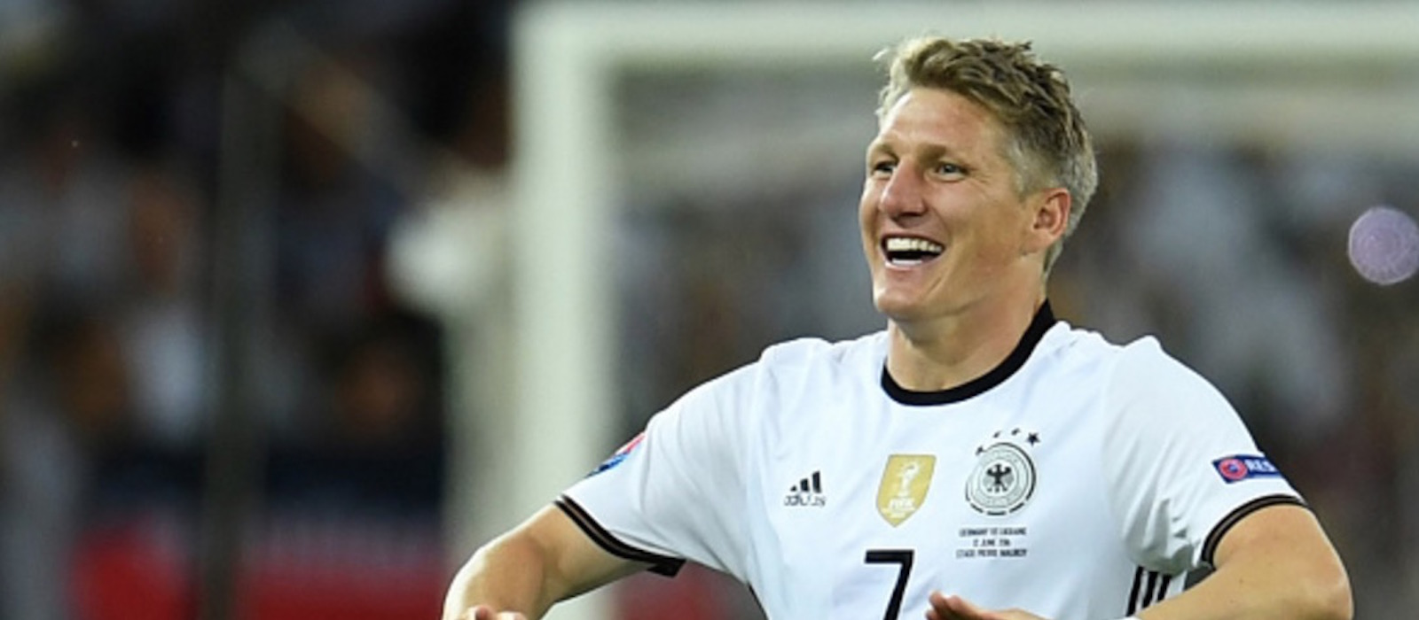Deutschland Ukraine Schweinsteiger