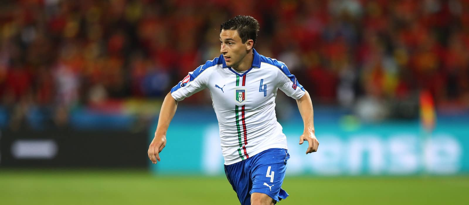 Napoli and Roma interested in signing Matteo Darmian this summer – report