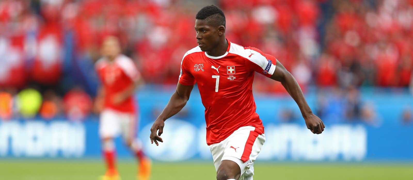 Manchester United lodge €35m bid for Breel Embolo but player's mother is unconvinced