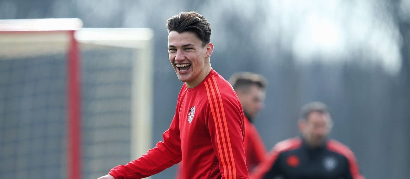 Regan Poole reflects on 'incredible' first season at Manchester United