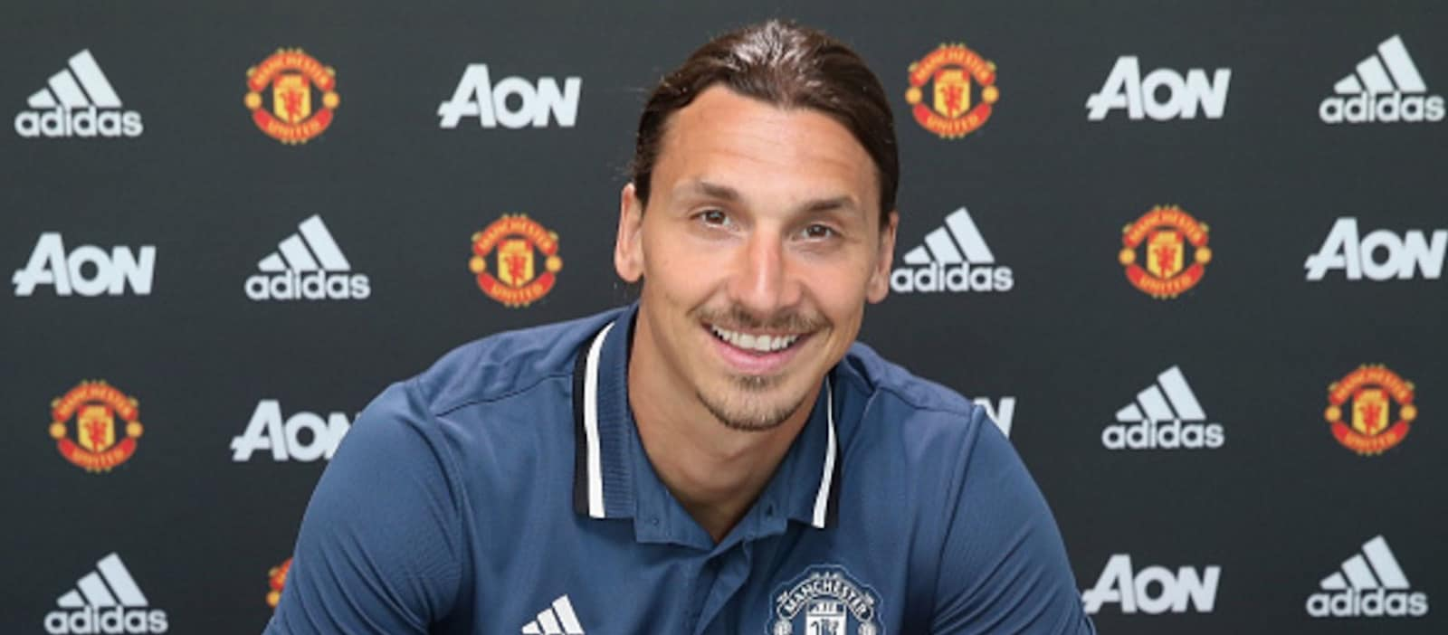 Zlatan Ibrahimovic discusses new Manchester United shirt number